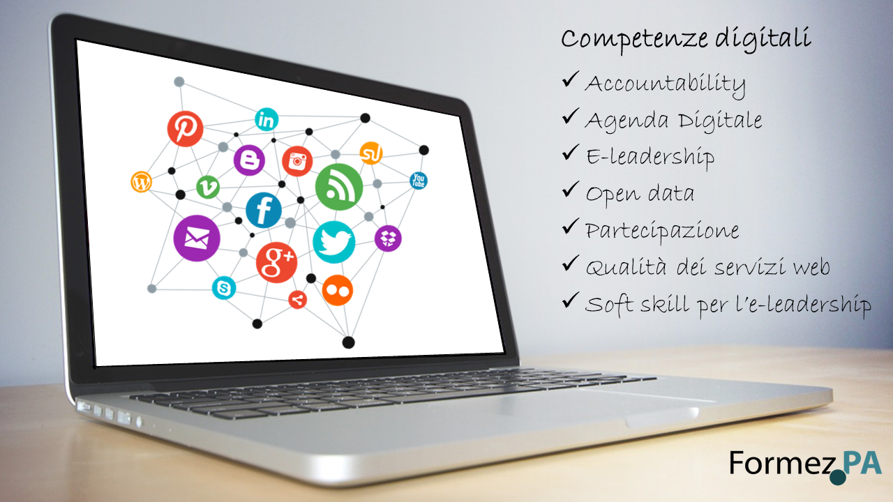 Corsi sulle competenze digitali